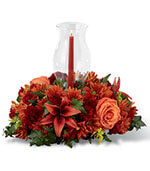 The Heart of the Harvest Centerpiece
